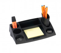 Avery DTR Eco Desk Tidy 270 x 55.0 x 152mm Black DR400BLK