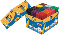Bic Kids Assorted Visa Felt Pens (Pack of 288) 897099