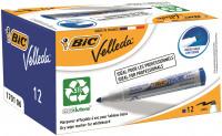 Bic Velleda 1701 Whiteboard Marker Bullet Tip Blue (Pack of 12) 1199170106