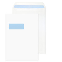 Purely Everyday White Pocket Self Seal C4 324x229mm Ref FL2892 [Pack 250] *10 Day Leadtime*