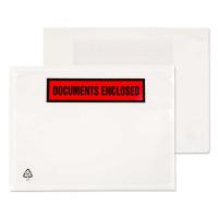 A6 168x126mm PrintedDocument Enclosed Wallet PK1000