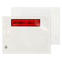 Blake Dl 235X132Mm Printeddocument Enclosed Wallet Pk1000