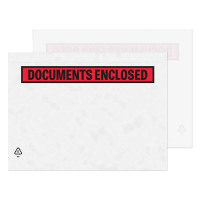 Purely packaging C5 PrintedDocument Enclosed Wallet PK1000