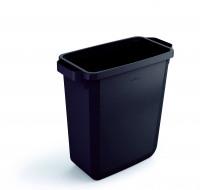 Durable Durabin Slim Bin 60 Litres Black Ref S10496221