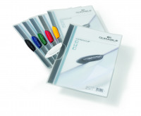 Durable Swingclip Folders 3mm Assorted (Pack of 25) 2260/00