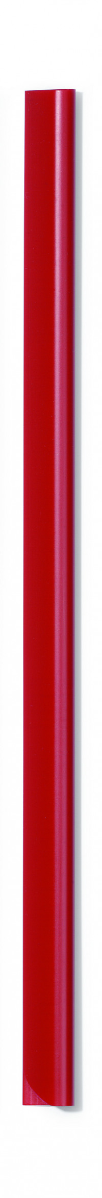 Durable A4 Red 6mm Spinebars (Pack of 100) 2901/03
