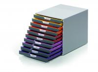 Durable Varicolor Drawer Organiser 10 Premium Quality 761027