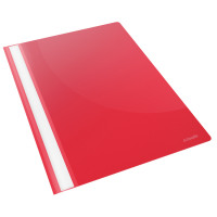 Esselte VIVIDA A4 Red Report File Pack of 25 28316