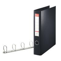 Esselte 4D-Ring Maxi A4 Binder 40mm Black 82407