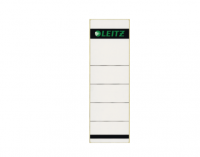 Leitz Self Adhesive Spine Labels (Pack of 10) 16420085