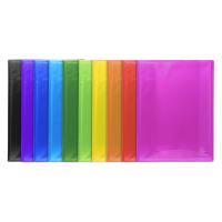 Exacompta Iderama Display Book 40 Pocket A4 Assorted (Pack of 12) 85870E