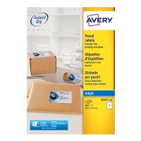 Avery Inkjet Addressing Labels 99x68mm J8165-100 (800Labels)
