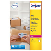 Avery BlockOut Ship Labels 200x143mm L7168-250 (500 Labels)