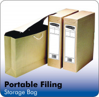 Fellowes R-Kive Basic Storage Bag Files PK25