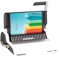 Fellowes Pulsar A4 Comb Binding Machine 5627601