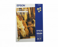 Epson Matte Heavyweight Paper A4 50 Sheets