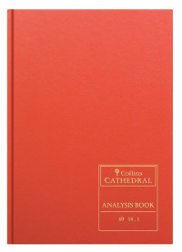 Collins Cathedral Analysis Book 14 Cash Column 96 Pg 69/141