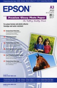 Epson Premium Glossy Paper A3