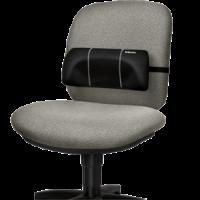 Fellowes Portable Lumbar Support Black 9190701