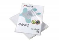 Rexel Recycled Polyprop Cut Flush Folder A4 2102243 (PK25)