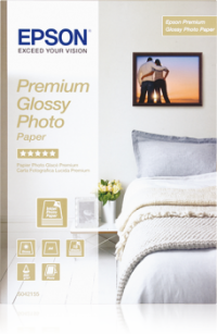 Epson Premium Glossy Paper A4 15 Sheets