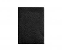 GBC Leathergrain Cover Set  Black A4 50 Pairs CE040010