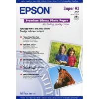 Epson Premium Glossy Paper A3Plus 20 Sheets