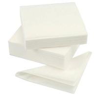 Value Napkins 2Ply 40x40cm White (Pack 100)
