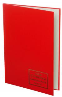 Collins Cathedral Petty Cash Book 2 Debit 10Credit 69/2/101