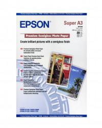 Epson Semi Gloss Photo Paper A3Plus 20Sheets