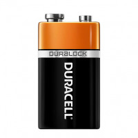 9V Duracell Batteries PK1