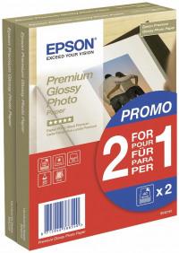 Epson Prem Glos Photo Pap 10X15 40Sheet Bog