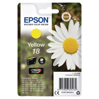 Epson XP30/102/202/302/405 Yellow Ink Ca
