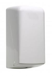 White Plastic Centrefeed Dispenser