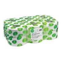 Value Maxima Mini Jumbo Toilet Roll 2Ply (Pack 12)