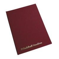 Guildhall Headliner Account Book 10 Column 38/110Z