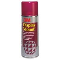 3M Display Mount Adhesive Perm Bond CFC-Free 400ml DMOUNT
