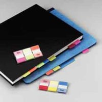 Post-it Index Flags 25mm Strong 66 Tabs 3 Colours 686-PGO