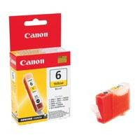Canon 4708A002 BCI6Y Yellow Ink BJC8200