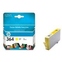 HP CB320E No.364 Yellow Ink Cartridge