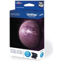 Brother LC1220 Cyan Ink Cartridge 300Pages