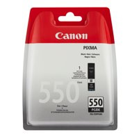 CANON 6496B001 PGI550PGBK BLACK INK CART