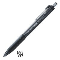 Paper Mate InkJoy 300 Retractable Ball Pen 1.0mm Tip BK PK12