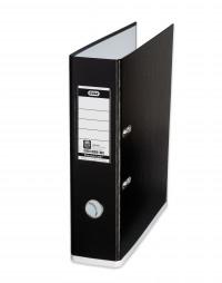 Elba MyColour Lever Arch File A4 Black and White 100081033
