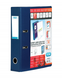 Elba Vision A4 Lever Arch File 70mm Blue 100082303