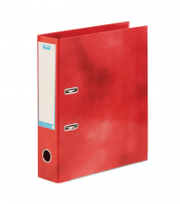 Elba Classy 70mm Red A4 Lever Arch File 40002