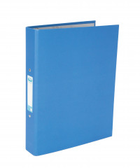 Elba A4 Blue 25mm Paper Over Board Ring Binder (Pack of 10) 400033496