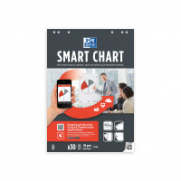 Oxford Smart Flip Chart Square A1 600 x 800 Ref 400059715