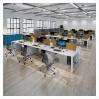Connex Single Desk 1600mm X 800mm White Frame White Top