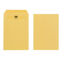 Initiative Envelope C5 Self Seal Heavy Duty 115gsm Manilla Pack 500